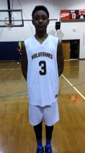 Kobe Rodgers - Clements Middle Basketball