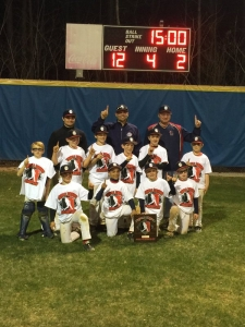 East Cobb Braves 9U 2016