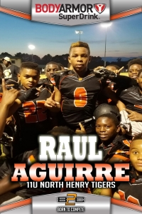 Raul Aguirre North Henry