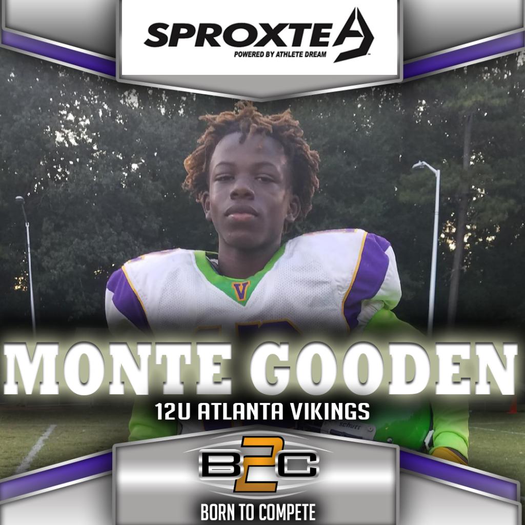 pow football-Monte Gooden 9.11.17 post image